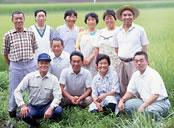 生産農家(上古内地区)のみなさん